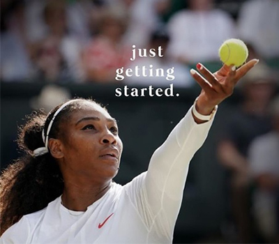 Grab The Tissues: Serena Williams' Wimbledon Speech Will Have You In Tears