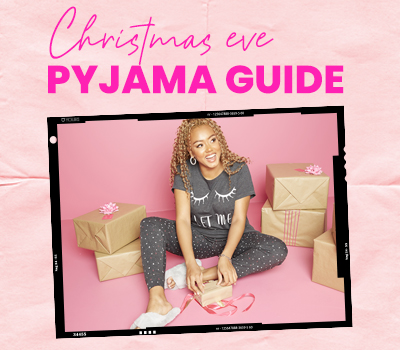 Your Christmas Eve Pyjama Guide