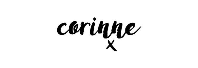 Corinne Signature
