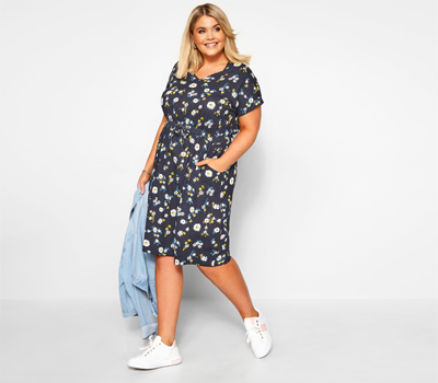 Floral Clothing To Lift Your Mood