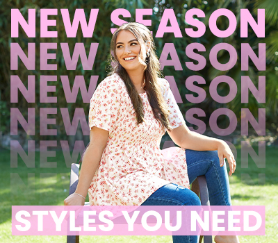Styles To Get Your Wardrobe Ready For Spring