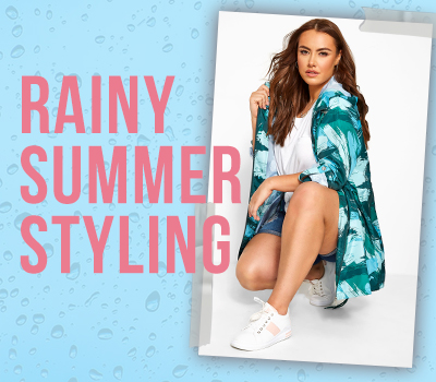 What To Wear On A Rainy Summers Day