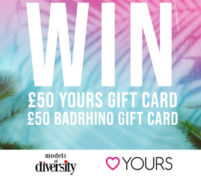 Competition: WIN a £50 Gift Card With Models of Diversity