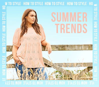 Here's How To Wear The Latest Summer Trends