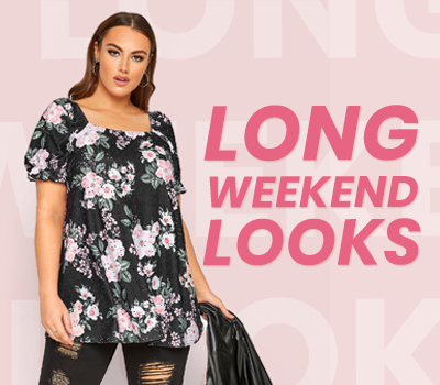 Looks You Need For The Long Weekend