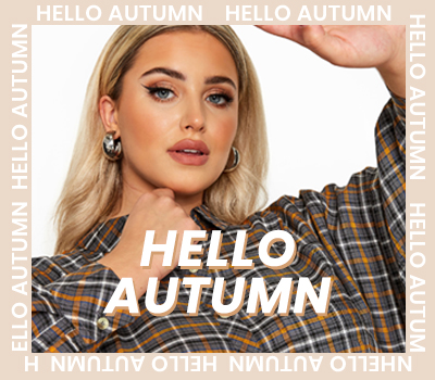 New Styles To Get Your Wardrobe Autumn Ready