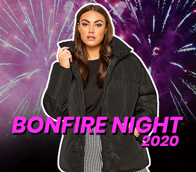 What We'll Be Wearing For Bonfire Night 2020