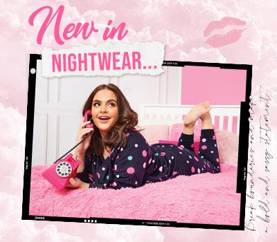 New In Nightwear You Need