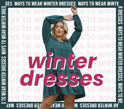 Winter Dresses We Can't Get Enough Of