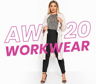 Plus Size Workwear You Need This Season
