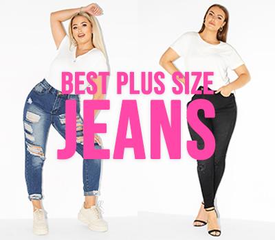 Best Plus Size Jeans For Curvy Women