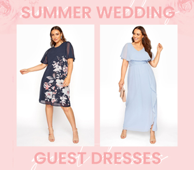 Plus Size Wedding Guest Dresses For A Summer Wedding
