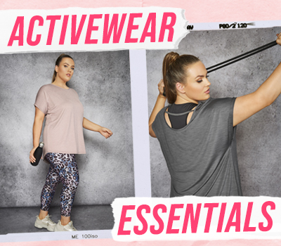 The Best Plus Size Activewear For Getting Back To The Gym