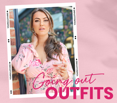 Plus Size Going Out Outfit Ideas