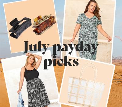 Payday Picks: July Edition