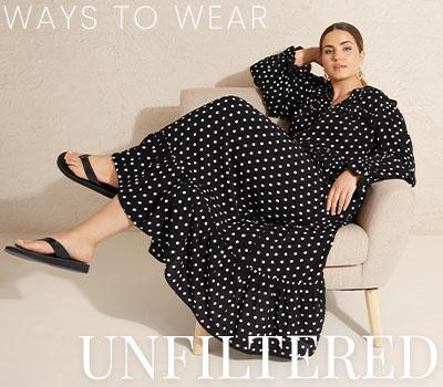 Ways To Wear: Unfiltered