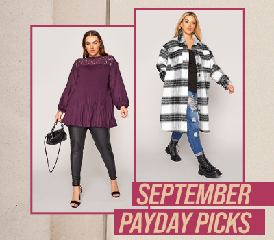 September Payday Picks: Are You Autumn Ready?