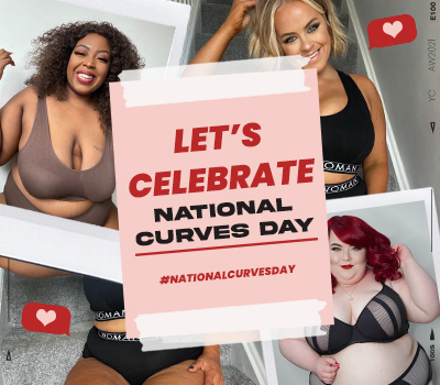 Celebrate National Curves Day With Yours